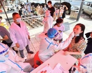 內地疫情遍地開花 逾300例確診