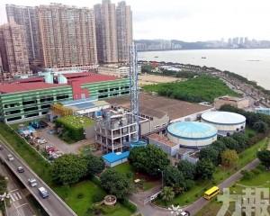 環保局:人工島東側將建新污水處理廠
