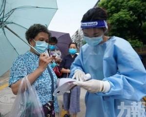 南京祿口機場相關病例增至327宗