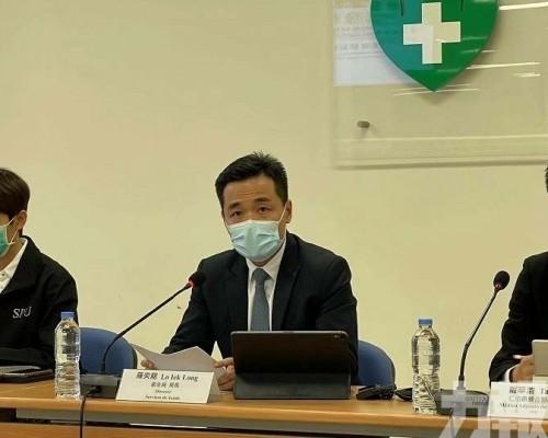 羅奕龍解釋全民核檢結果遲出爐原因