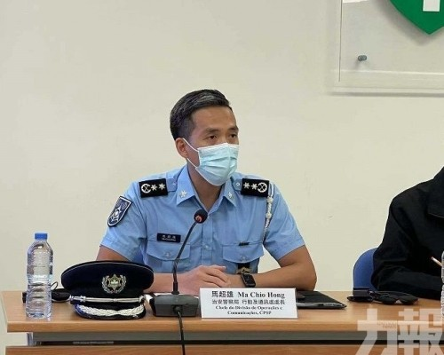 警方抽調約1,500名警員維持秩序