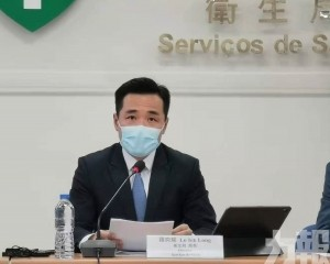羅奕龍承認全民核檢需優化