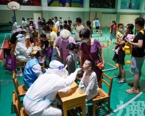 鄭州展開第三輪全民檢測