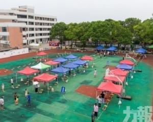 江蘇新增確診54例均在揚州