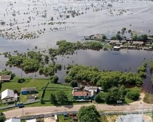 俄羅斯遠東多個地區遭洪水侵襲