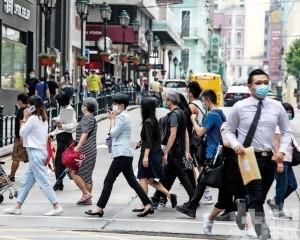 本地居民失業率3.9% 與上期持平