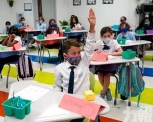 班上一半學生感染Delta變異株