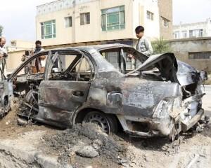 喀布爾機場遭火箭彈襲擊