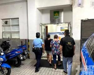 外僱收留逾期母親及兒子被捕