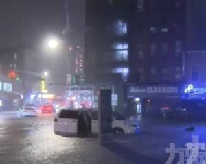 紐約市市長宣布進入緊急狀態