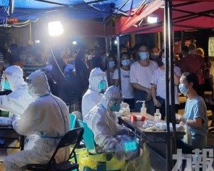 廣州感染者近日居住隔離酒店
