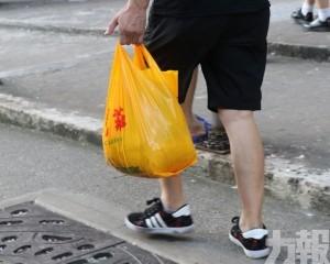 指商戶保留膠袋徵費符本澳情況
