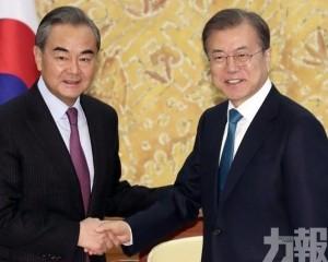王毅:中韓應當聚焦合作 共謀發展