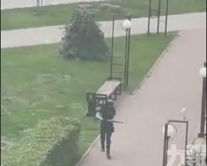 俄羅斯大學爆槍擊案5死6傷