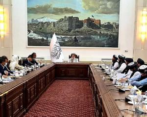 世衛總幹事會塔利班政府代理總理