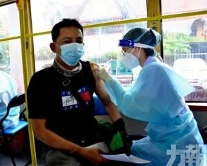 曼谷改裝巴士為行動不便施打疫苗
