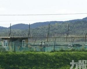 朝鮮向東部海域發射「不明發射體」