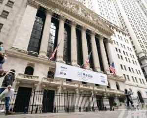 美股收市顯著下跌
