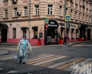 俄羅斯單日新增死亡病例890例