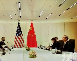楊潔篪同美安全助理舉行會晤