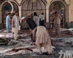 阿富汗清真寺炸彈襲擊致過百死