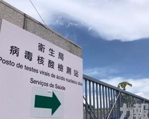 核檢站於8號風球除下2小時後重啟