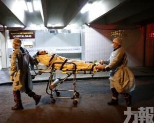 巴西染疫死亡人數破60萬