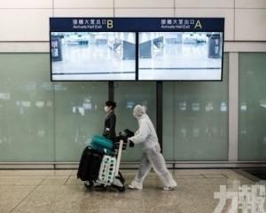一機組人員抵澳洲後確診