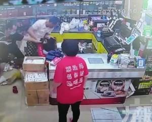 兩男用鐵櫈襲擊超市職員被羈押