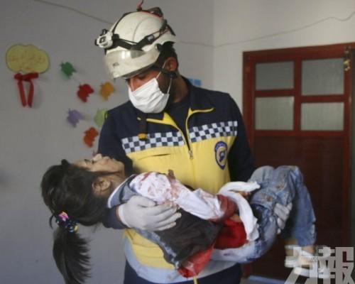 27人死亡 兒童也無法倖免