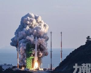 有片!韓國國產運載火箭首飛入軌失敗