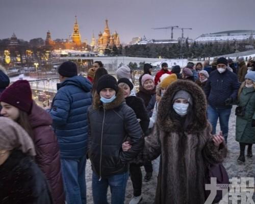 俄羅斯疫情升溫莫斯科再次封城