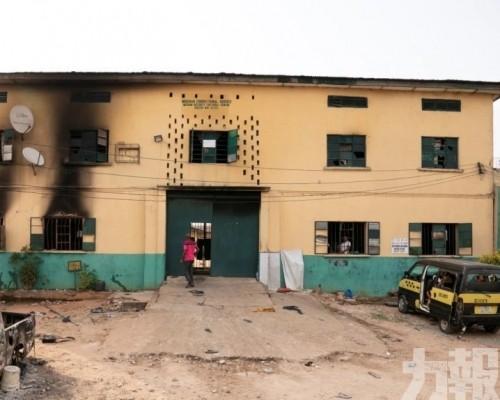尼日利亞800多囚犯逃脫