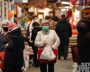 俄羅斯死亡病例連五日破單日紀錄