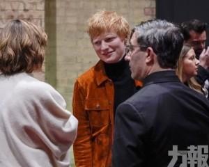 Ed Sheeran確診新冠肺炎