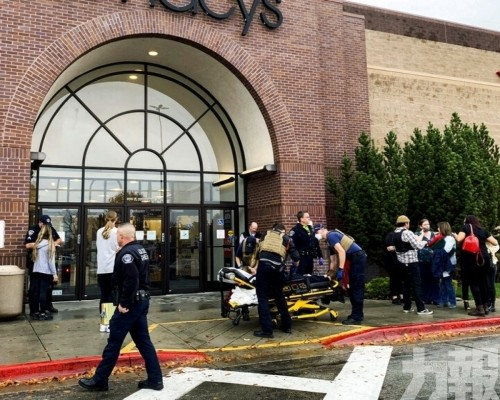 致兩死六傷 槍手被捕