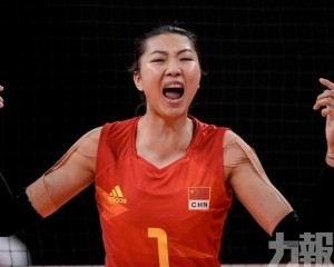預賽直落三局撃敗中國女排