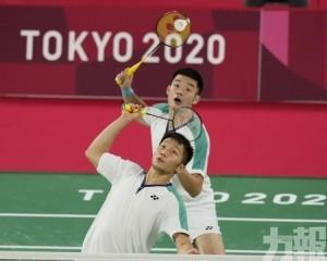 中華台北奪羽毛球奧運首金