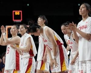 中國女籃八強不敵塞爾維亞