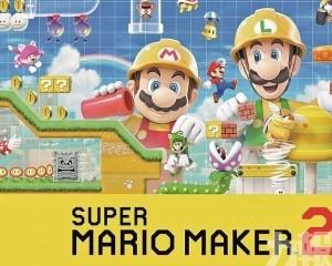 突破400萬關卡 《Super Mario Maker 2》  你玩咗未?