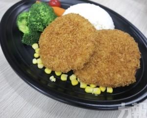 必食多款健康素肉碟頭飯