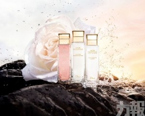 Dior玫瑰花蜜活顏化妝水