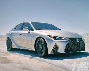 全新Lexus IS優雅首發