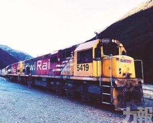 乘坐紐西蘭最美火車