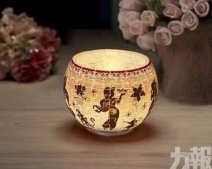 日本迪士尼「3D拼圖小夜燈」
