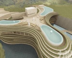 台灣明年新開溫泉酒店