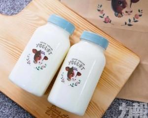 日本Yogurt milk 牛牛包裝超得意