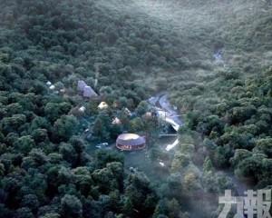 日本北歐風露營區下年開幕