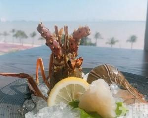 即歎鮮蝦刺身高質海鮮放題