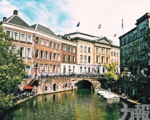 荷蘭最舒服城市烏特勒支